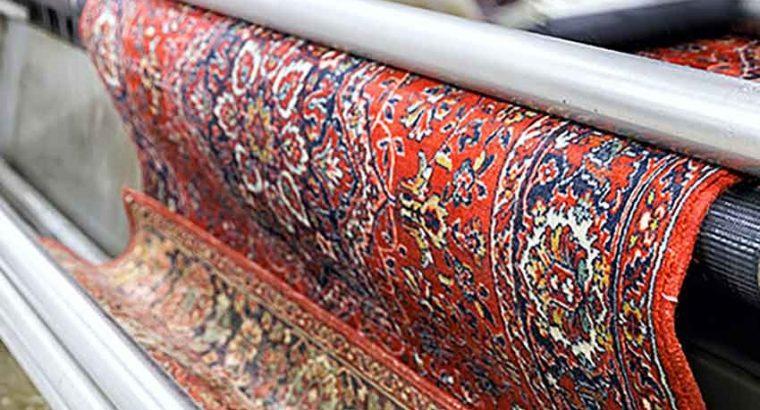 قالیشویی امین