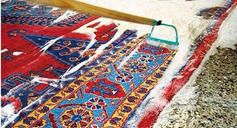 قالیشویی اکتیو