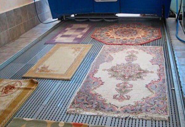 دفتر کارخانه قالیشویی کریمان