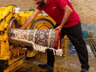 قالیشویی کردستان