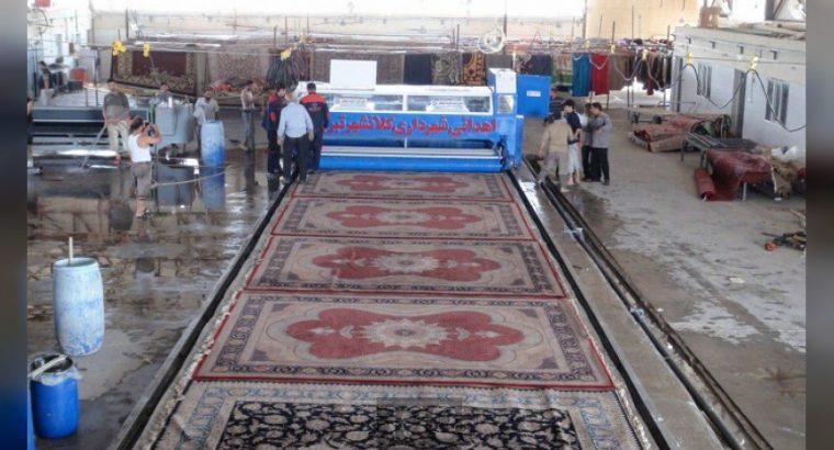 قالیشویی فخرآباد