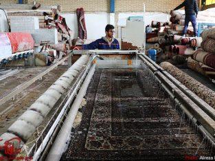 قالیشویی ممتاز ورامین