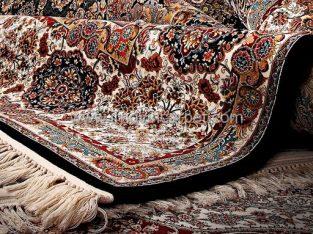 قالیشویی زن