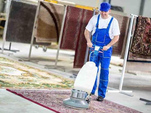 قالی شویی پاک