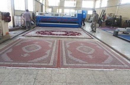 قالیشویی تضمینی