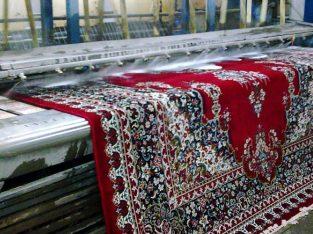 قالیشویی تمام اتوماتیک