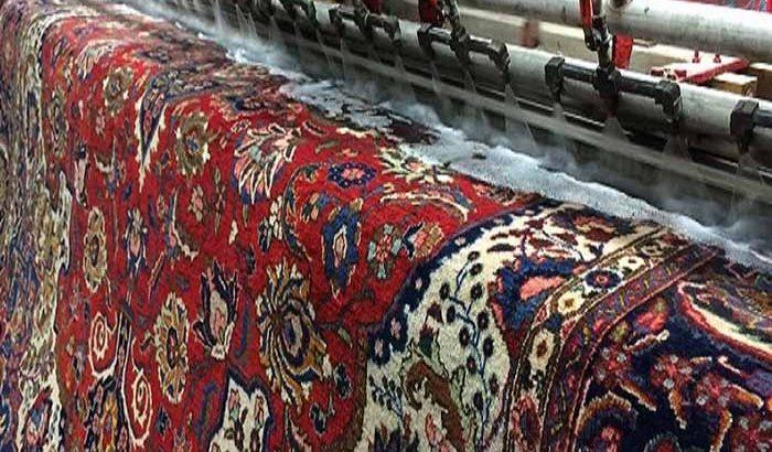 بهترین قالیشویی یزد