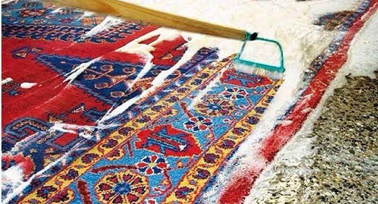 قالیشویی بعثت