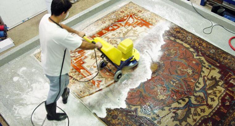قالیشویی تیکا بابل